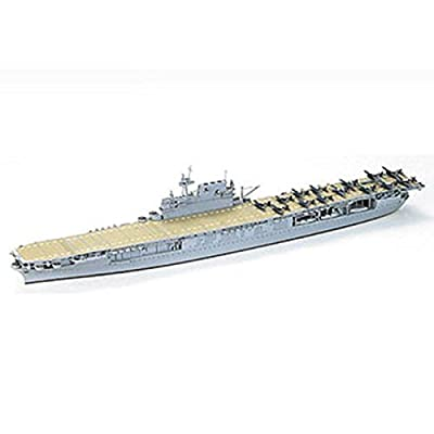 Tamiya 1/700 Water Line Series No.514 1/700 US Navy aircraft carrier Enterprise 77514