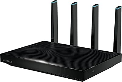 NETGEAR Nighthawk Tri-Band Gigabit WiFi Router