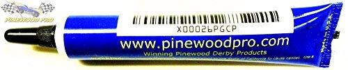 Lubricante de grafito seco Pinewood Pro con aditivo Moly para ejes de automóviles Derby