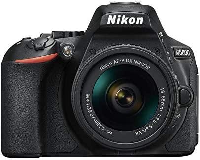 Nikon D5600 - Kit de cámara réflex de 24.2 MP con objetivo ...