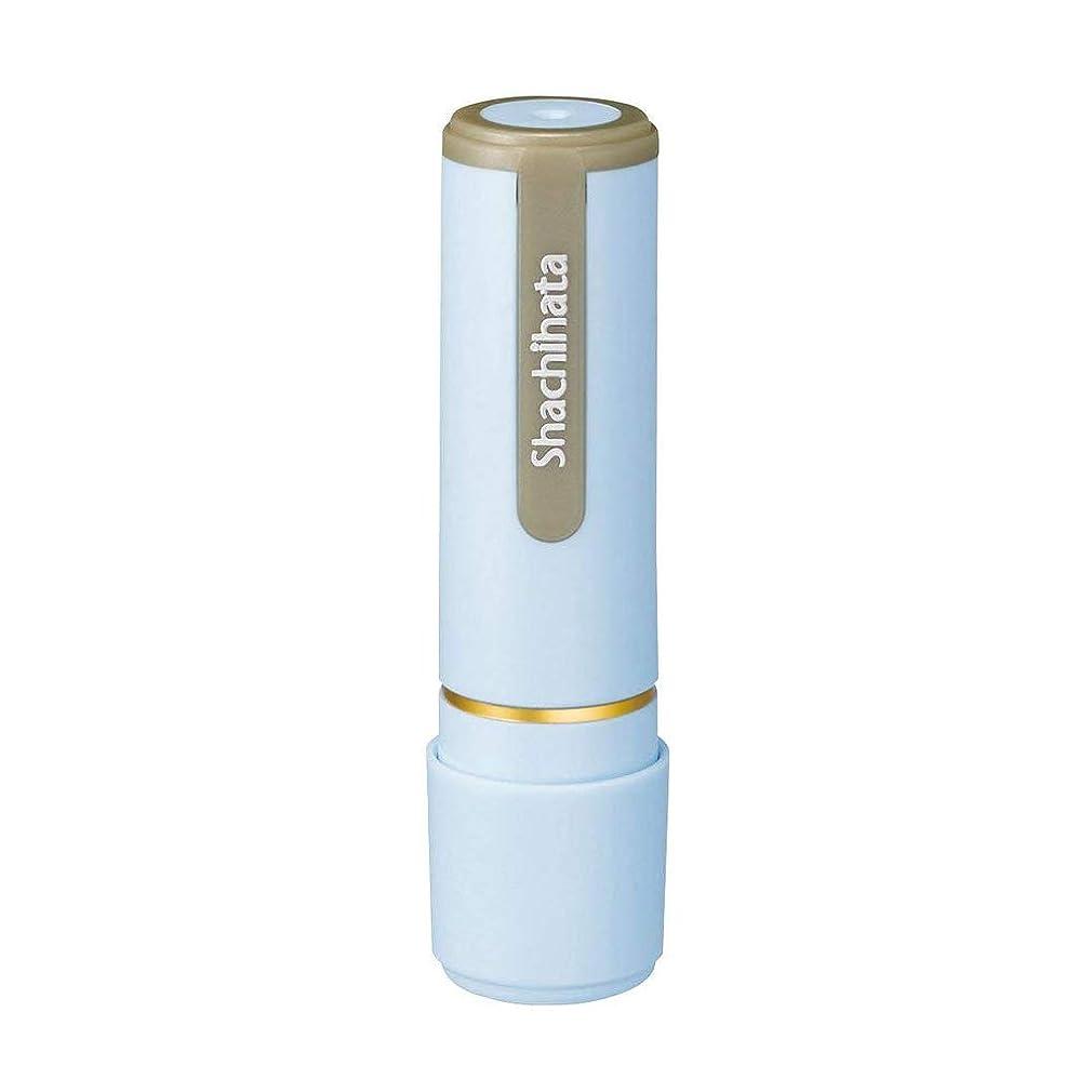 受け入れクリケットに慣れ三菱鉛筆 印鑑ホルダー はん蔵 紺 HLD502.40