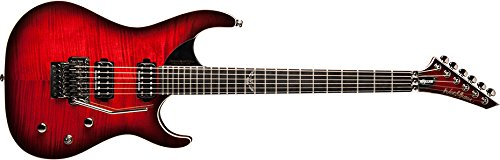 (Washburn 6 String Parallaxe Dbl Cut S.E.C. Bolt on, Right Handed (PXS10FRDLXWB))