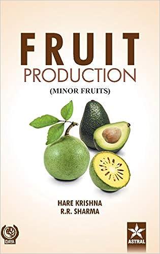 Fruit Production: Minor Fruits por Hare Krishna epub