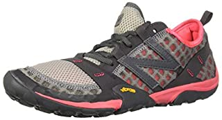 New Balance Women's WT10v1 Minimus Trail Running Shoe, Team Away Grey/Guava, 8.5 B US (B079S72M64) | Amazon price tracker / tracking, Amazon price history charts, Amazon price watches, Amazon price drop alerts