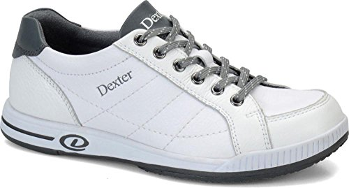 Dexter Bowling Deanna Right Handed Bowling Shoes, White/G...