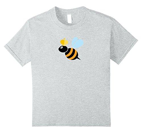 Kids Queen Bee Costume Shirt for Women and Kids 12 Heather (Queen Bee Costumes For Kids)