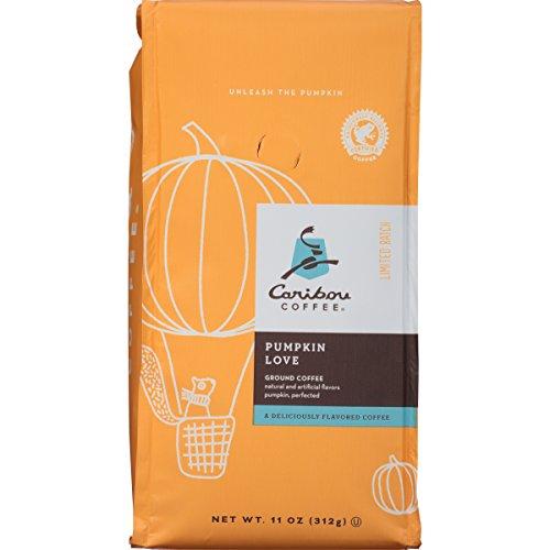 Caribou Coffee Bags, Pumpkin Love, 11 Ounce