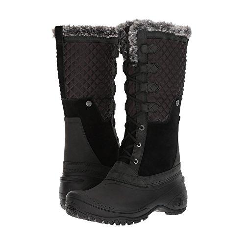 Women's North Tnf III Shellista The Tnf amp; Tall Face Boots Black Black OTaHq