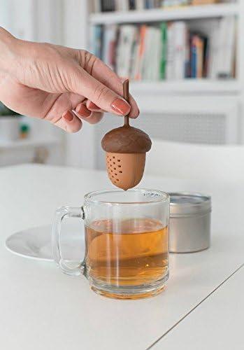 Owl Kikkerland Loose Tea Infuser