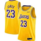 #2: jersey 2018-2019 Lebron Lakers Replica