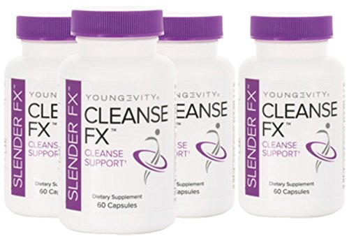 Healthy Colon Cleanse 4 Pack , Youngevity Colon Cleanse Health Supplement. Helps start weight loss