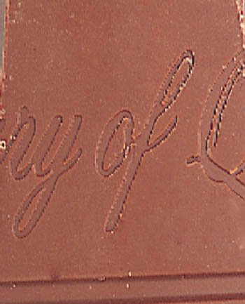 Old Dark Dutch Milk Chocolate Slab: 10LBS