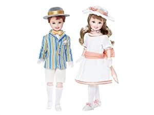 Barbie Mary Poppins Conjunto Niños Jane & Michael