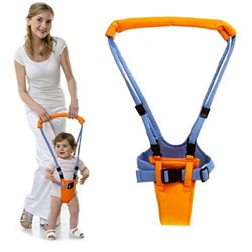 Baby Walking Belt Adjustable Strap Leashes Infant Learning Walking Assistant Toddler Safety Harness Basket Type Exercise Safe Keeper For Children Boy Girl kaersishop