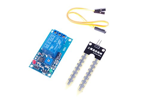 Price comparison product image LM YN 5V Soil Humidity Sensor Controller Module Automatic Watering Module