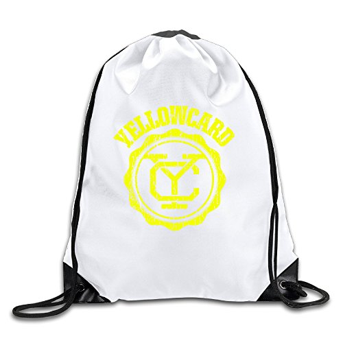 LCNANA Yellowcard Band Logo Cool One