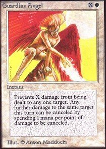 Magic: the Gathering - Guardian Angel - Collectors Edition