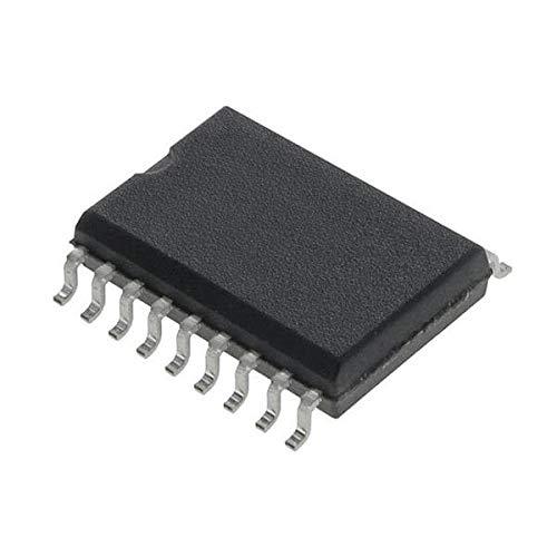 Digital Signal Processors & Controllers - DSP, DSC 16bit Gen PRP Fam16 MIPS 32KBFLSH 2KBRAM, Pack of 10 (dsPIC33FJ32GP101-I/SO)