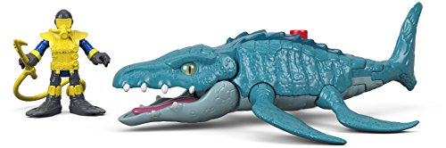 Fisher-Price Imaginext Jurassic World, Mosasaurus & Diver