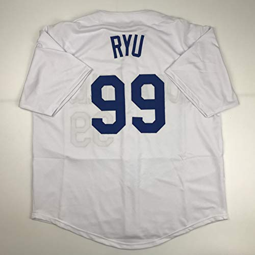 The 1 best dodgers jersey men ryu for 2020