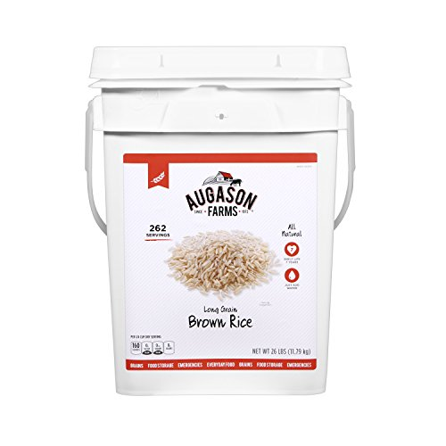 bulk brown rice - 4