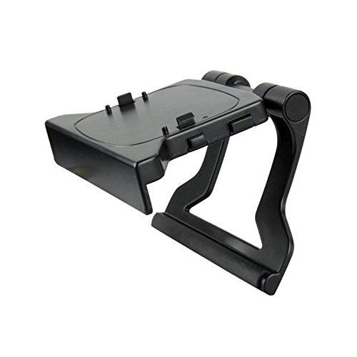 supporto del sensore per xbox 360 kinect - TOOGOO(R) TV installazione clip titolare dello stand per XBOX 360 kinect sensore 061077