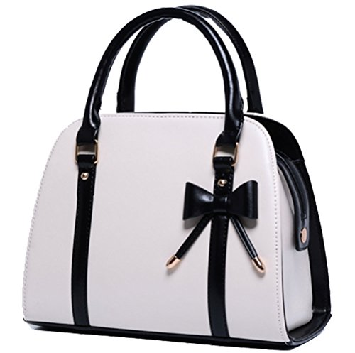 GSBK Lady Handbag Little Bow Leisure Shoulder Bag (Little Lady Purse)