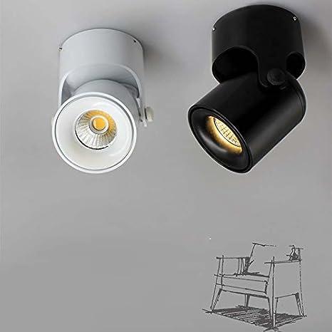 MEILING Proyector montado en Superficie LED Pintura de ...