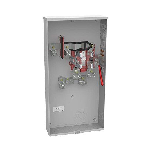 400 amp service panel meter - 9