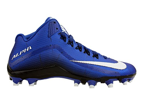 Nike Heren Alpha Pro 2 3/4 Td Voetbal Klampen Sport Royal / Wit-zwart