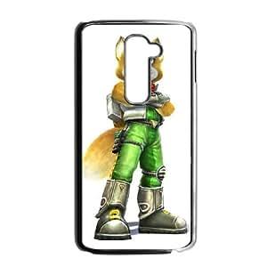 LG G2 Cell Phone Case Black Super Smash Bros Fox McCloud SP4182533