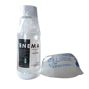 500ml Enema Anal Hygiene Intestinal Cleaning Wash Liquid with Cleaner