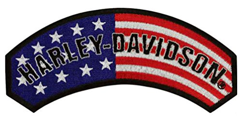 Harley Davidson Jacket Patches - 4
