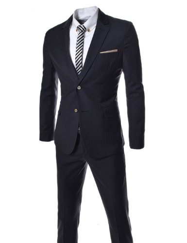 JESG-TheLees-Slim-Fit-Single-Breasted-3-Pcs-2-Button-Suit-Set