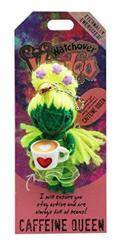 String Bean Costume (Watchover Voodoo Caffeine Queen Good Luck Doll)