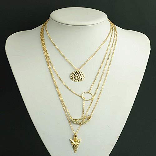 Cute Charm Fashion Women Pendant Chain Choker Statement Bib Necklace Jewelry Hot