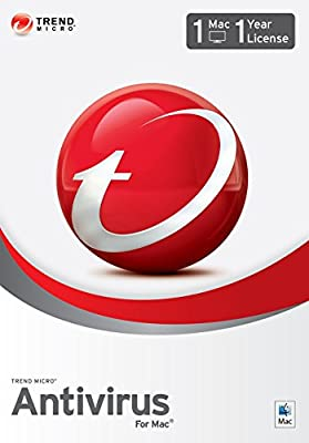 Trend Micro Antivirus for Mac 2015 - 1 Mac