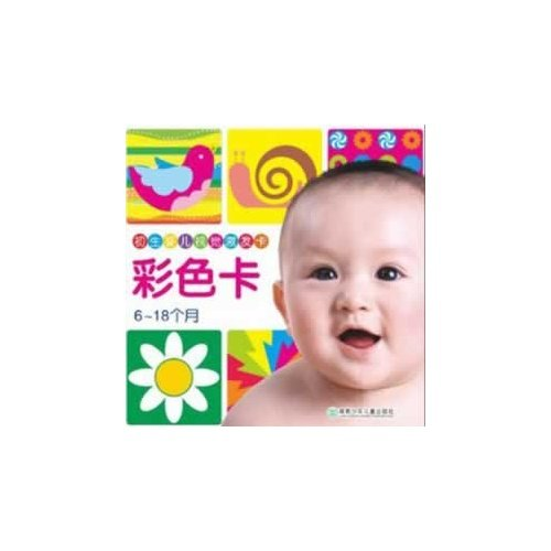 6-18 Months - Color Card - Baby Visual Excitation Enlightening Card (Chinese Edition) pdf