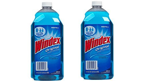 (Windex Window Cleaner Refill, 67.6 oz, Value Pack(PACK OF 2))