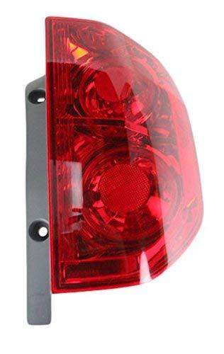 Rear Brake Taillight Taillamp RH Right Passenger Side for 03-05 Honda Pilot
