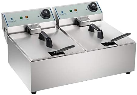 Royal Catering Freidora Industrial Profesional RCEF-10DY-ECO ...