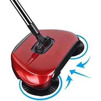 Amazon Com 360 Rotary Manual Floor Dust Sweeper