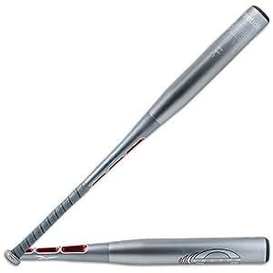 Reebok Vector O (-11) Youth Baseball Bat (Silver, 32-Inch/21oz)