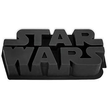 Star Wars - Merchandise - Silicone Baking Pan / Cake Dish (STAR WARS Logo) (9.5