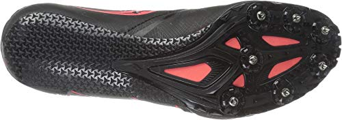 Pictures of Saucony Men's Spitfire 4 Track Shoe Black/Red 11 M US 2