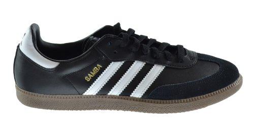 Adidas Samba Black/White/Gum G17100 Mens 10.5