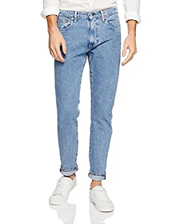 Levi's Men's 512 Slim Tapered Fit Jeans, Stoned Poppy, 29 32