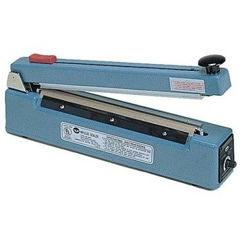 AIE-200C 8'' Hand Sealer With Cutter & 2mm Seal by American International Electric Inc. (AIE)