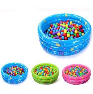 Amazon.com: tricyclic pelota hinchable de piscina de juegos ...