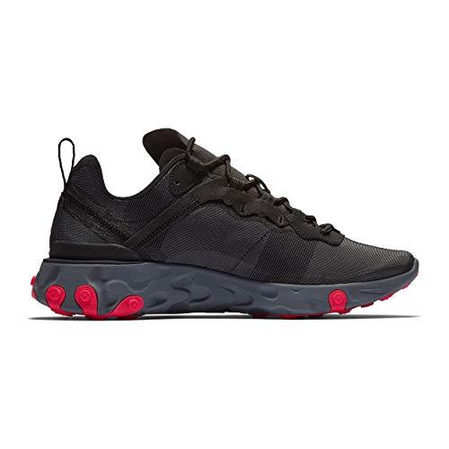 cool De Zapatillas Element Red Nike solar 55 Multicolor Grey Mujer Running W black React Para 002 dark Grey wF1qXO